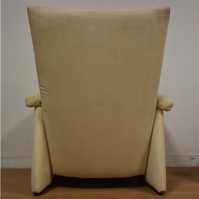 Rolf Benz for Cy Mann Recliner & Ottoman - Image 7 of 11