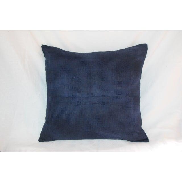 Image of African Indigo Pillow
