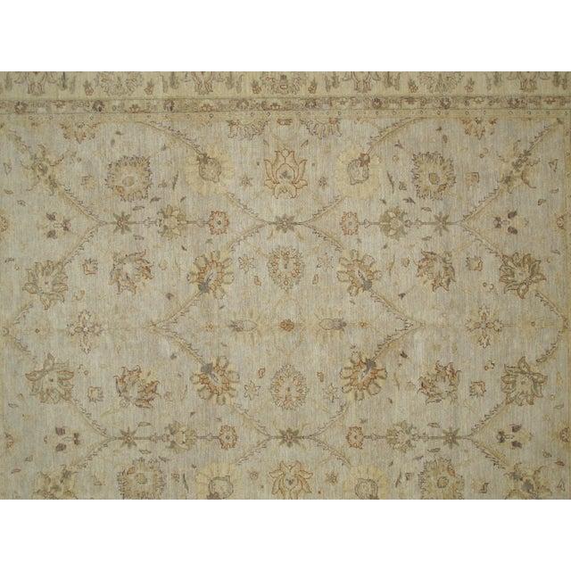 """Leon Banilivi Oushak Carpet - 8'1"""" X 10' - Image 3 of 5"""