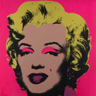 Marilyn Prints after Andy Warhol - Set of 10