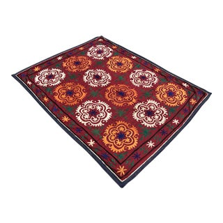Flower Design Suzani Tapestry