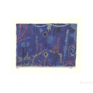 """Paul Klee """"Hermitage"""" 2016 Poster"""