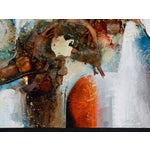 Image of James Gerard Large Abstract Painting