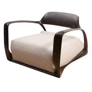 Club Chair by Vladimir Krasnogorov for Thomas W. Newman