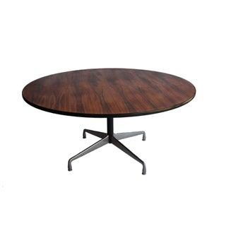 "60"" Rosewood Herman Miller Dining Table"