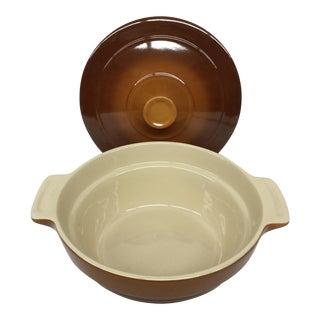 Olive & Thyme Stoneware Casserole Dish