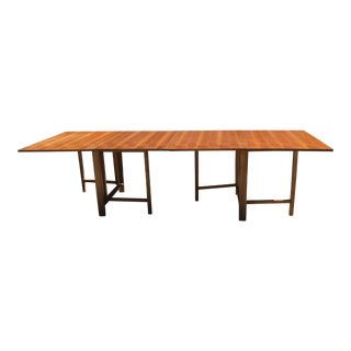 BRUNO MATHSSON MARIA DINING TABLE