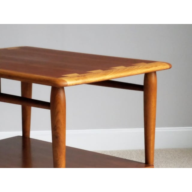 Lane Mid-Century Acclaim Side Tables - A Pair - Image 5 of 8