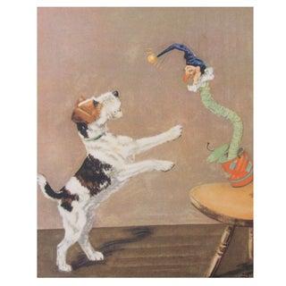 Vintage Print - Diana Thorne - Terrier