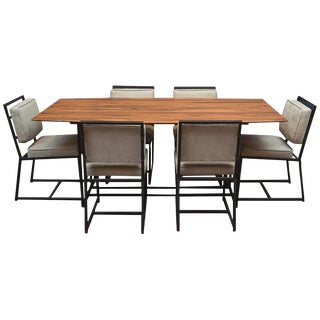Peter Rooke-Ley California Modern Dining Set