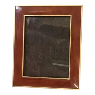 1970s Asprey London Vintage Picture Frame