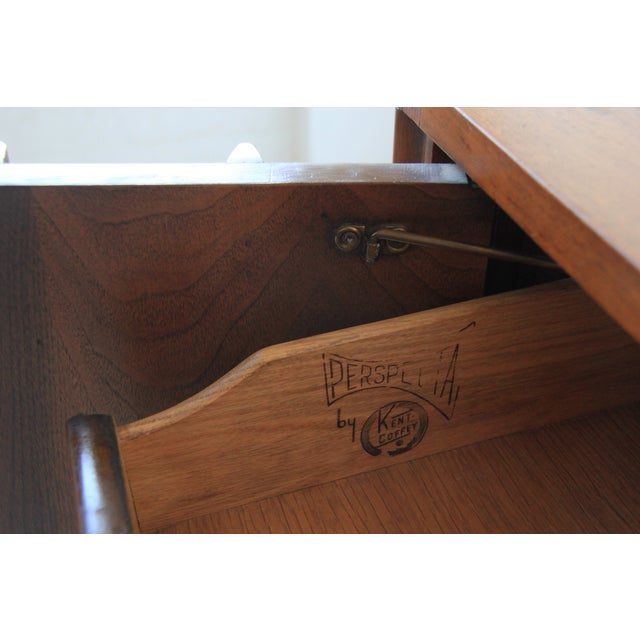 Kent Coffey Mid-Century Perspecta Credenza - Image 5 of 10