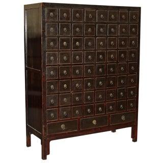 Chinese 19th Century Medicine Cabinet