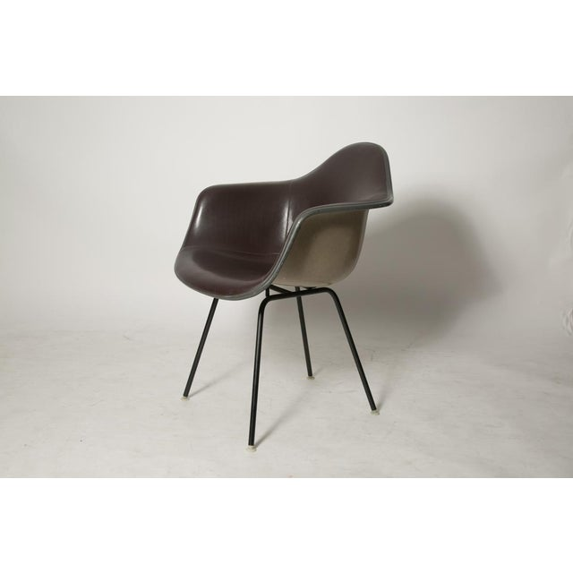 Image of Eames Padded Shell Chair for Herman Miller