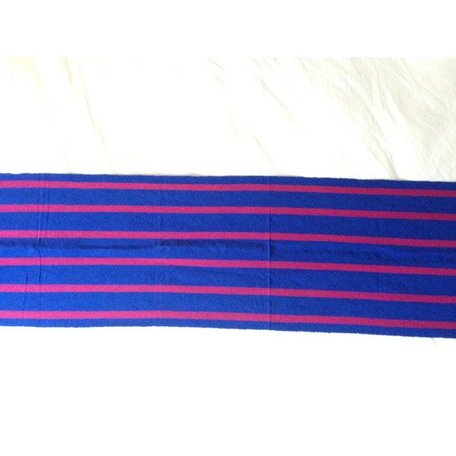 Chiapas Bluish Bed Runner or Table Top - Image 3 of 5