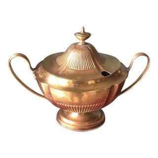 Brass Soup Tureen