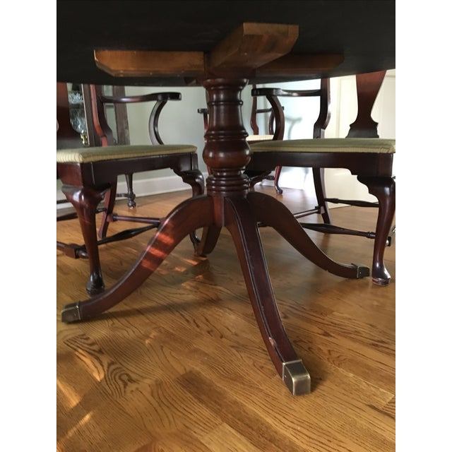 Stow Davis Dining Table - Image 7 of 7