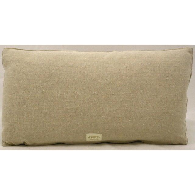Midcentury Pillow : Mid-Century Abstract Bolster Pillow Chairish