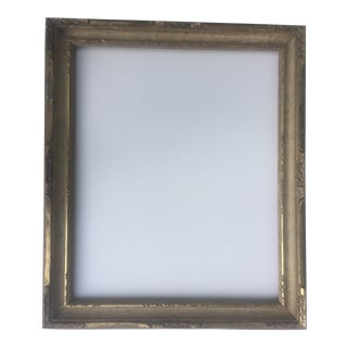 French Style Carved Gilt Finish Antique Frame