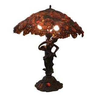 Baltic Amber Table Lamp