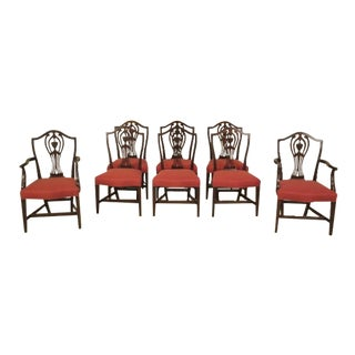 Kittinger Historic Newport Dining Chairs - S/8