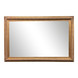 Gilt Frame Wall Mirror