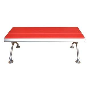 B&B Italia Red Bench Coffee Table