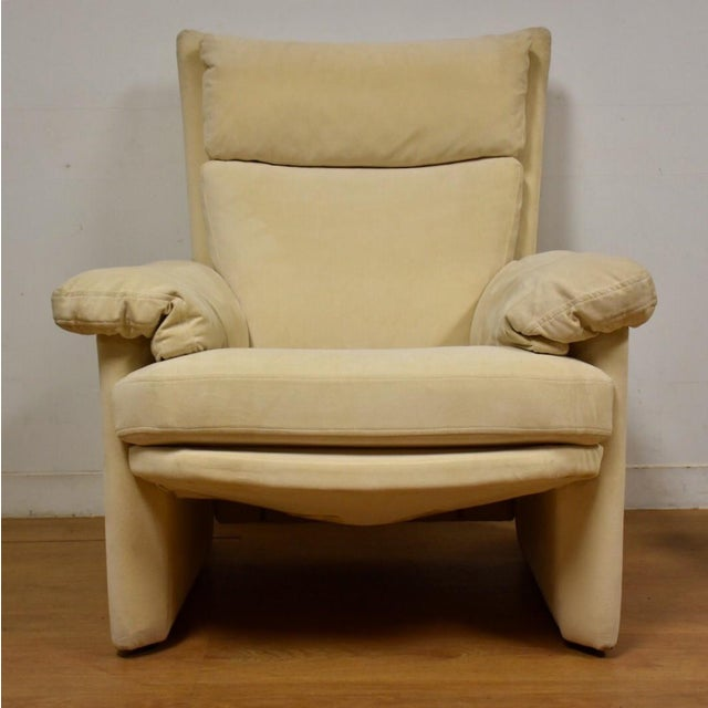 Rolf Benz for Cy Mann Recliner & Ottoman - Image 6 of 11