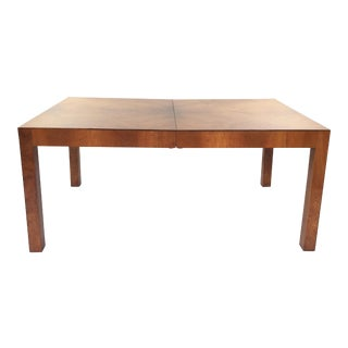 Refinished Milo Baughman for Thayer Coggin Dining Table