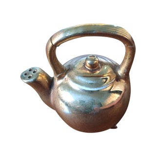 Miniature Copper Decorative Teapot Shaker