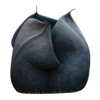 Helleborus Niger Seed Pod by Anne Curry MRBS