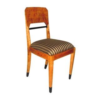 Swedish Biedermeier Accent Chair