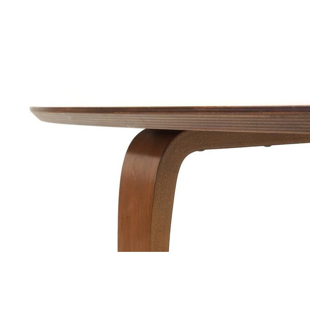 Norman Cherner Oval Dining Table - Image 4 of 6