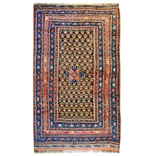 Early 20th Century Turkmenistan Rug