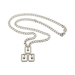 Monet Three-Drop Necklace