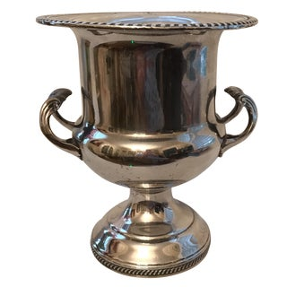 Vintage Silver Plate Champagne Bucket