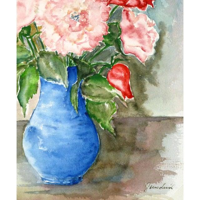 Vintage Watercolor - Blooms of Ardor - Image 2 of 3