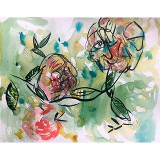 'Blossomin' Original Painting