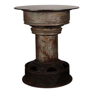 Homemade Welder's Table