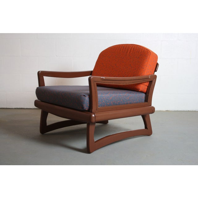 Mid-Century Modern Danish Lounge Chair - Image 2 of 5