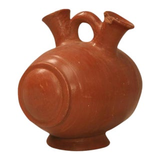 French Pottery Vessel