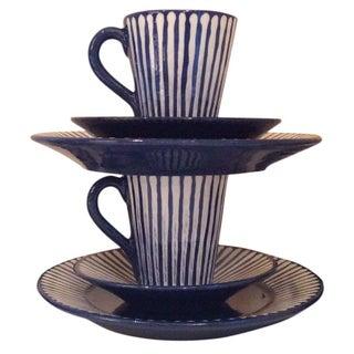 Danish Modern Espresso Set