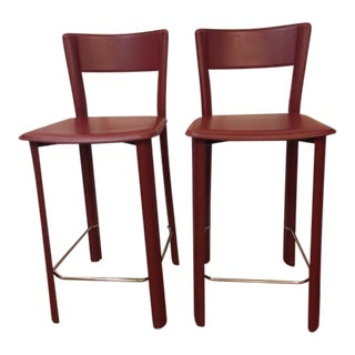 Dwr Bottega Counter Stools - Pair