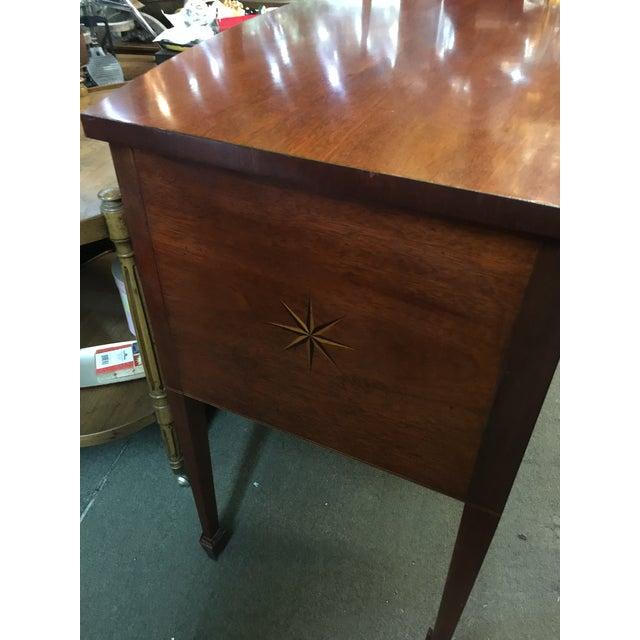 Baker Furniture Sideboard Colonial Williamsburg - Image 5 of 10