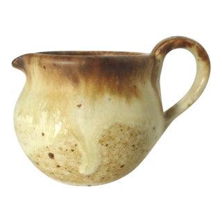 Organic Modern Studio Ceramic Cream Pitcher