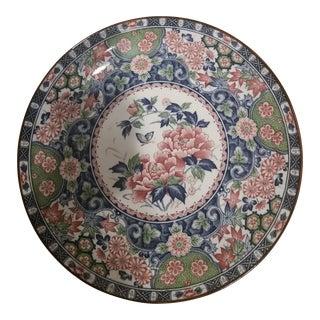 Toyo Japanese Artisan Serving Plate