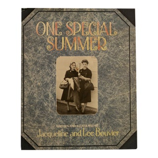"Jackie Kennedy Onassis ""One Special Summer"" Book"
