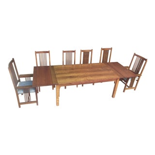 Near You Mission Style Dining Room Set