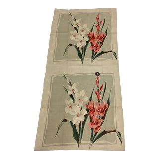 Vintage Pride of Flanders Linen Hand Towel