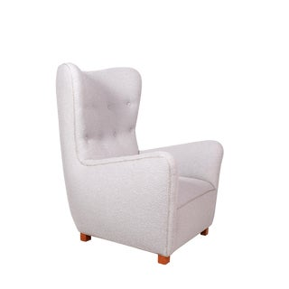 Fritz Hansen Easy Chair Model 1672